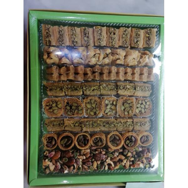 حلويات عربية مشكلة / مبرومة