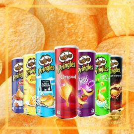شيبس برينجلر Pringles